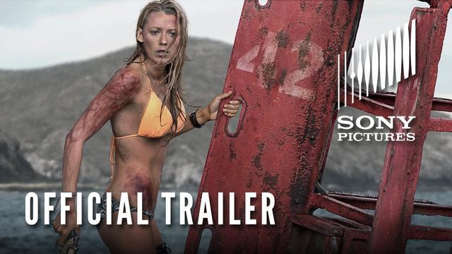 画像: THE SHALLOWS - Official Trailer #2 (HD) youtu.be