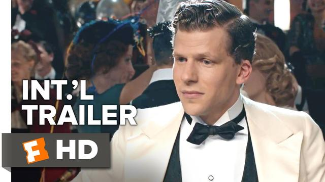 画像: Café Society Official International Trailer #1 (2016) - Jesse Eisenberg, Kristen Stewart Movie HD youtu.be