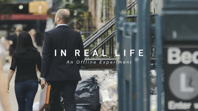 画像: In Real Life #BeStrong www.youtube.com