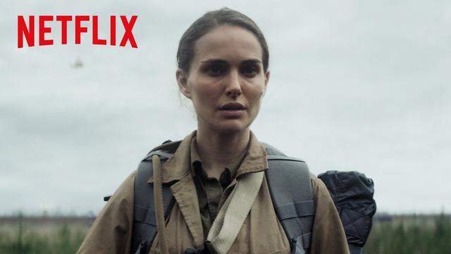 画像: アナイアレイション -全滅領域- | Netflix www.youtube.com