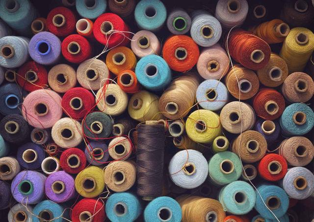 画像1: 糸だったら、少ない毛束も自由自在♡
