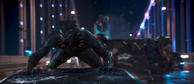 画像1: 注目映画『ブラックパンサー』のハイスピード・アクションを体感!プレミアムシアター4DXで