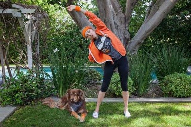 画像3: 『レミゼ』女優のアマンダ・サイフリッドが「犬猫 殺処分ゼロ」運動に参加
