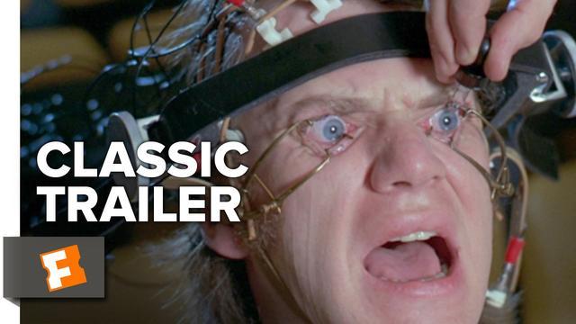 画像: A Clockwork Orange (1975) Official Trailer - Stanley Kubrick Movie www.youtube.com