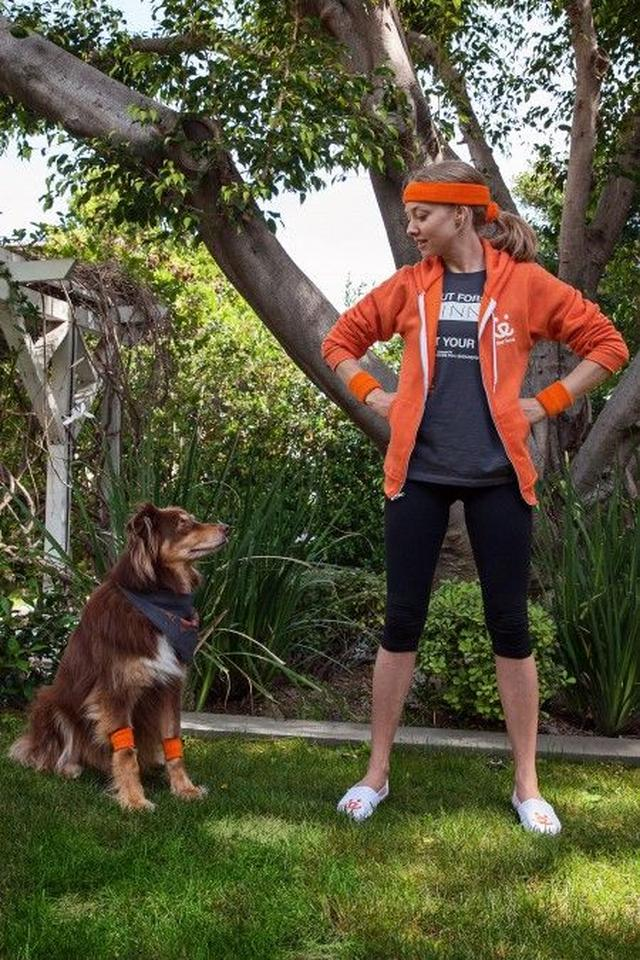画像5: 『レミゼ』女優のアマンダ・サイフリッドが「犬猫 殺処分ゼロ」運動に参加