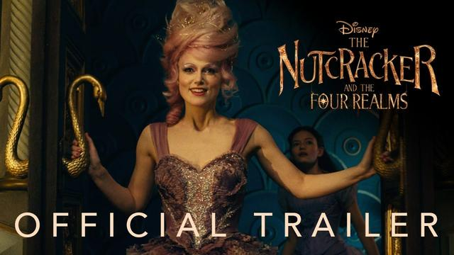 画像: Disney's The Nutcracker and the Four Realms - Teaser Trailer www.youtube.com