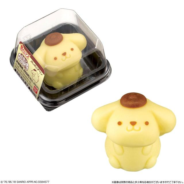 """画像5: ローソンで!ハローキティとポムポムプリンの""""和菓子""""が発売!"""