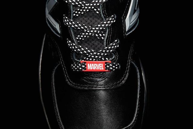 画像4: ニューバランス×『ブラックパンサー』!限定シューズ「574S」を発売