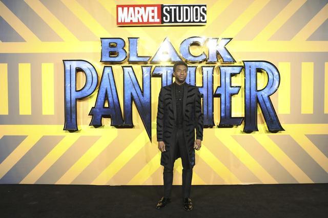 画像: 満場一致でブラックパンサー役に抜擢