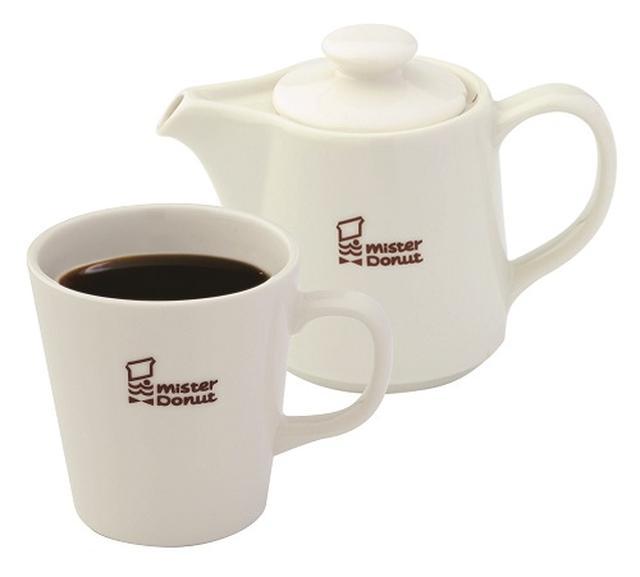 画像: カフェインレスコーヒー (302円)
