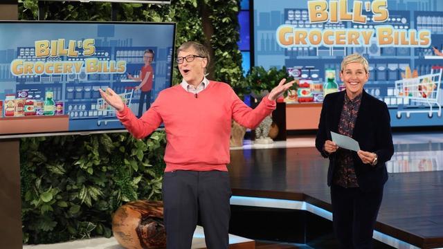 画像: Billionaire Bill Gates Guesses Grocery Store Prices www.youtube.com