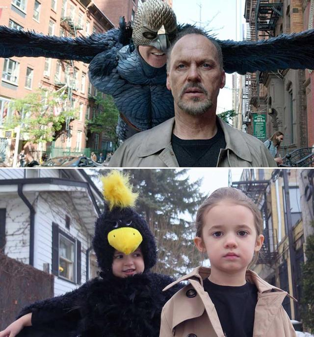 画像1: Don't Call Me OscarさんはInstagramを利用しています:「#oscarbabies #birdman」 www.instagram.com