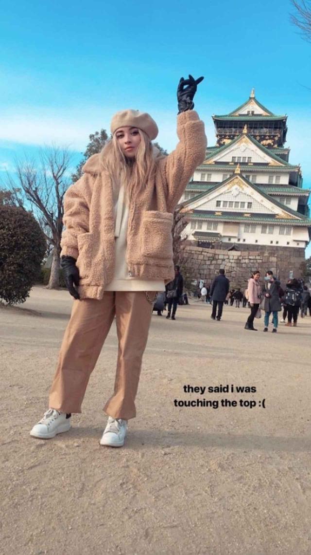 画像2: 日本で人気セレブたちが訪れたのは、「城」だった