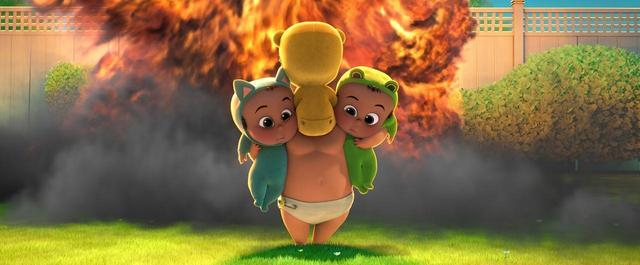 画像4: 見た目は赤ちゃん、中身はおじさん?