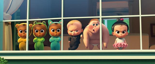 画像2: 見た目は赤ちゃん、中身はおじさん?