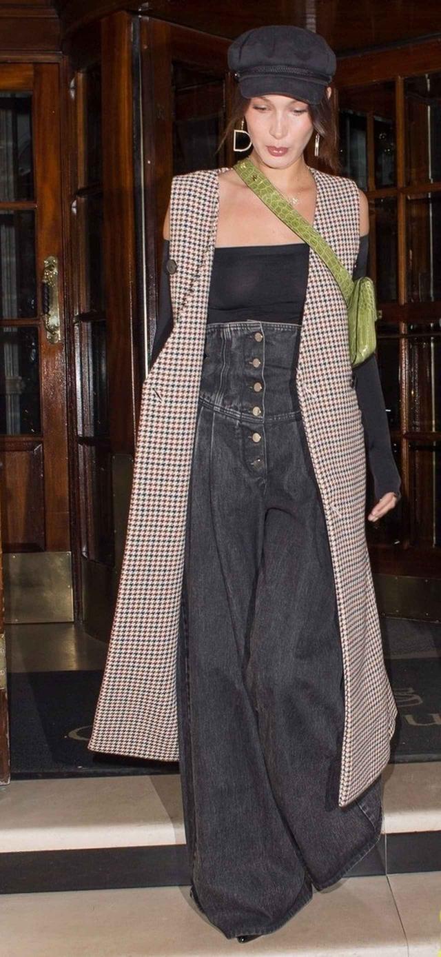 画像1: 人気モデルのベラ・ハディッド