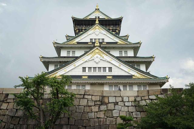 画像1: 日本で人気セレブたちが訪れたのは、「城」だった