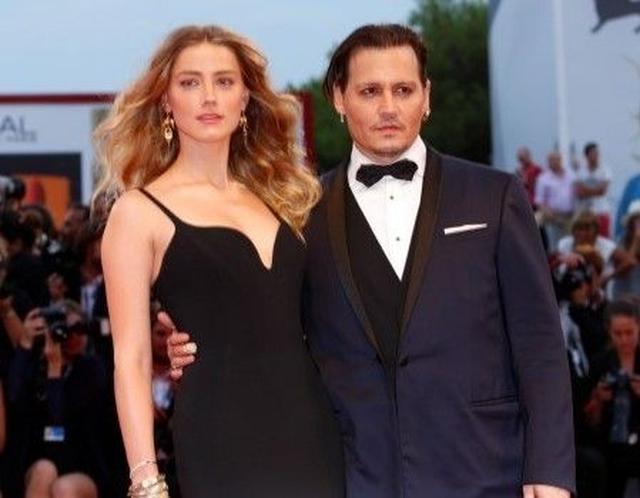 画像: ジョニー・デップの妻アンバー・ハードが離婚申請 「和解し難い不和」のため