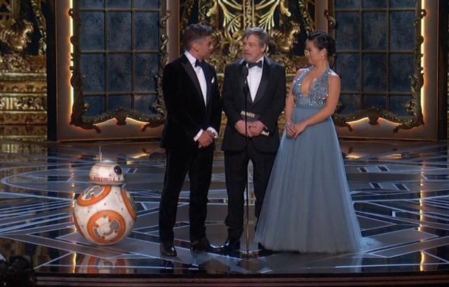 画像: 【アカデミー賞】『スター・ウォーズ』マーク・ハミル、去年のあの事件に触れる
