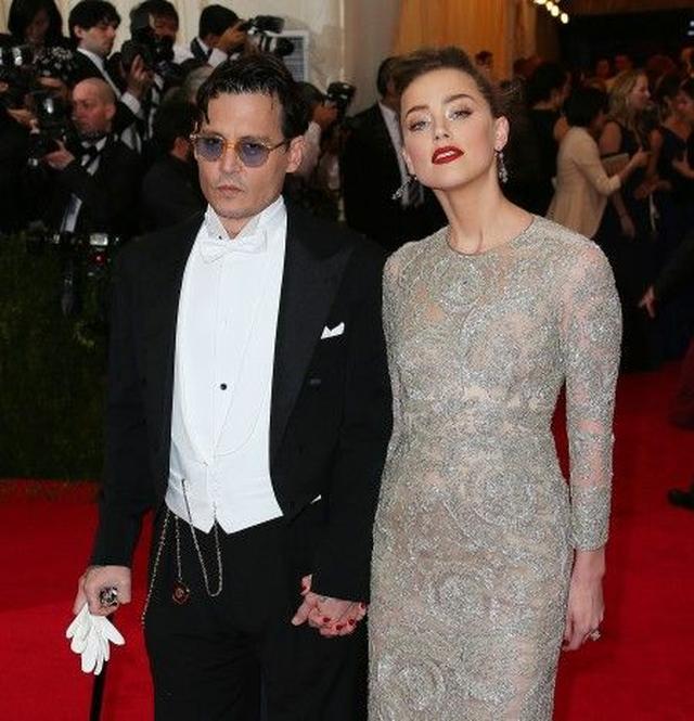 画像: 妻アンバーが離婚申請 ジョニー・デップ、400億円の財産分与はどうなる?