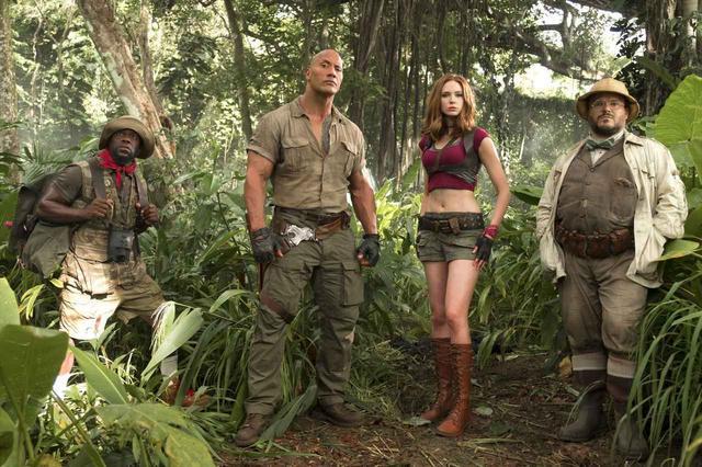 画像1: 『ジュマンジ/ウェルカム・トゥ・ジャングル』 まさかの超絶大ヒットについて