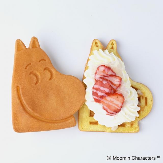 画像4: ムーミン谷のスウィーツ!限定「いちご餅クリーム」「よもぎ餅ミルク」