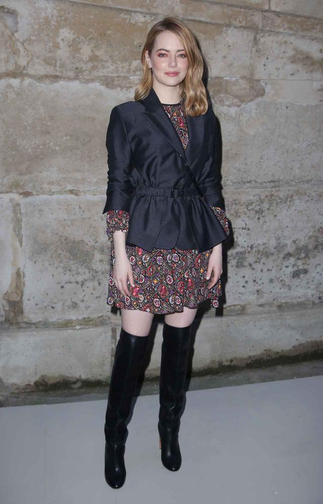 画像4: 【2018秋冬】パリ・ファッションウィークでの海外セレブのコーデをレポート