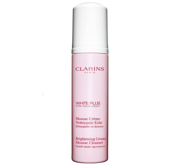 画像2: クラランス、クリアな美白肌を引き出すムース洗顔を発売
