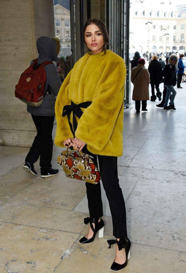 画像3: 【2018秋冬】パリ・ファッションウィークでの海外セレブのコーデをレポート