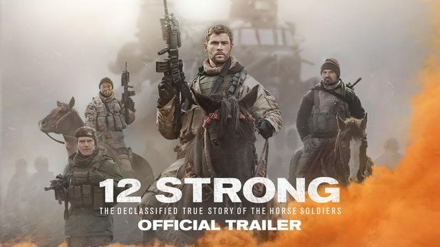 画像: 12 STRONG - Official Trailer www.youtube.com