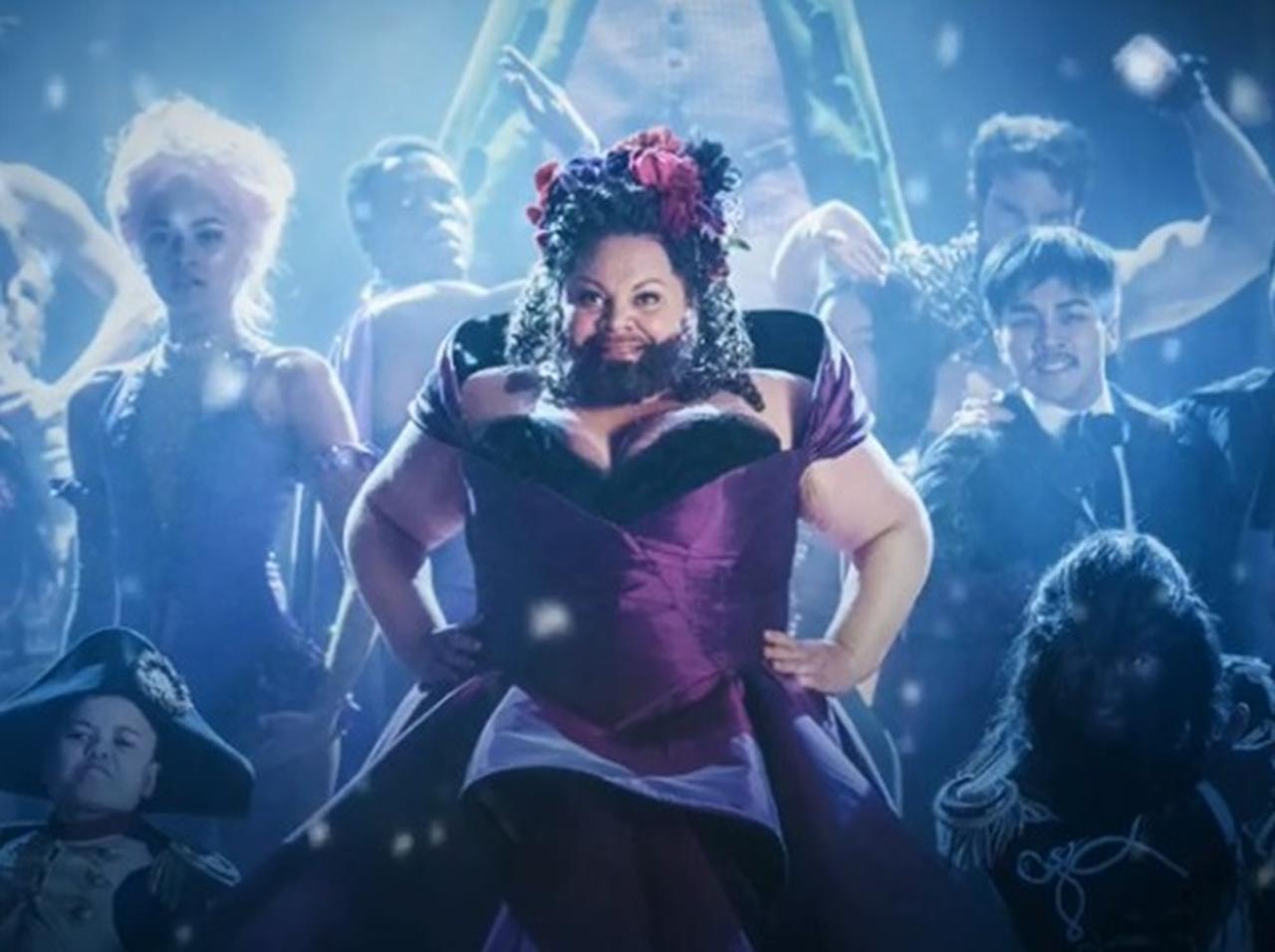 『グレイテスト・ショーマン』キアラ・セトルが劇中歌を初めて歌う動画に鳥肌