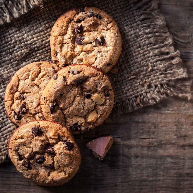 画像: チョコレートチップクッキー