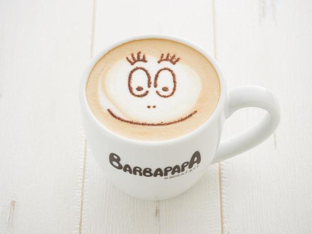 画像1: 「バーバパパ」のカフェがオープン!ピンクなメニューが勢ぞろい♡
