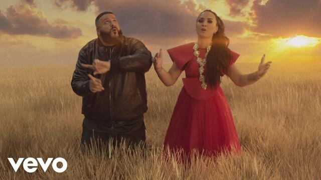 画像: DJ Khaled - I Believe (from Disney's A WRINKLE IN TIME) ft. Demi Lovato www.youtube.com