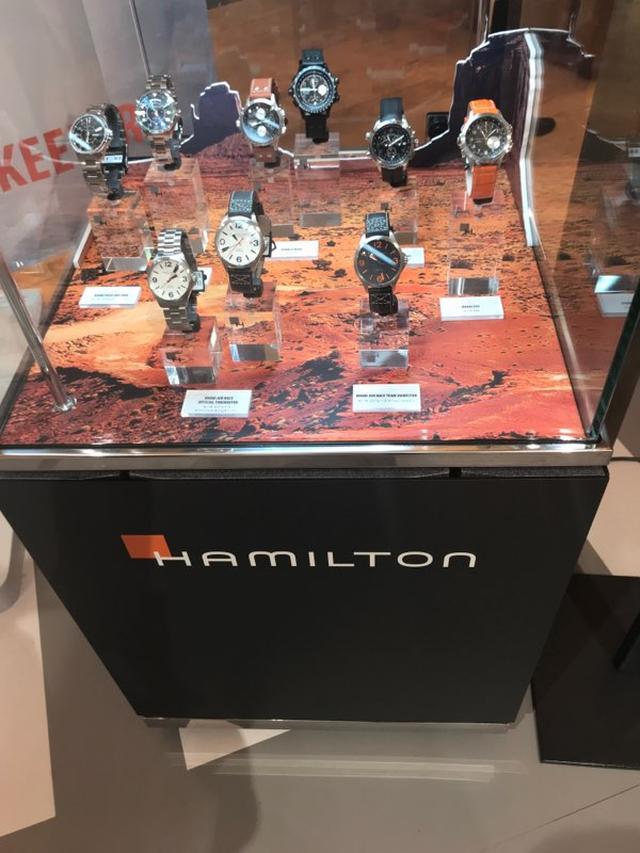 画像3: ハリウッドで愛され続ける時計「ハミルトン」、100周年のエキシビジョンを開催