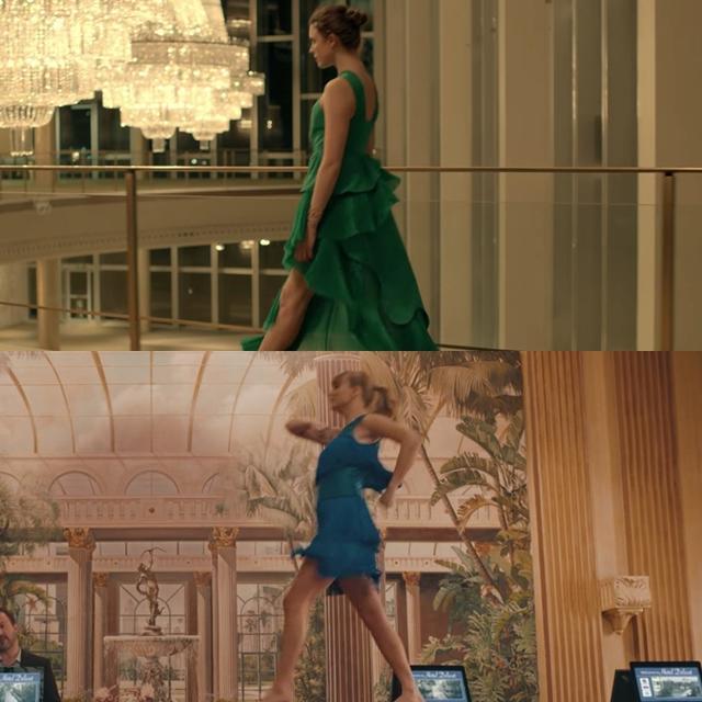 画像3: テイラー・スウィフトの新作MVに盗作疑惑?日本ブランドのCMに酷似と話題