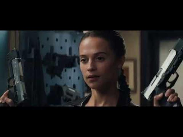 画像: 映画『トゥームレイダー ファースト・ミッション』予告編 www.youtube.com