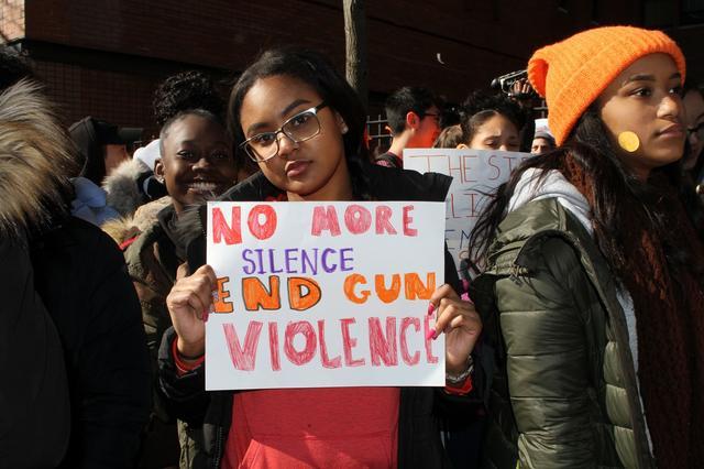 画像1: 銃暴力に抗議のボイコット