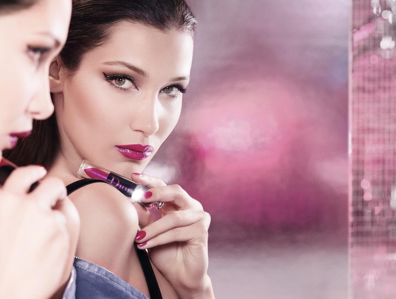 画像2: ディオールから、とろけて、ふっくら唇になるティントが新発売♡