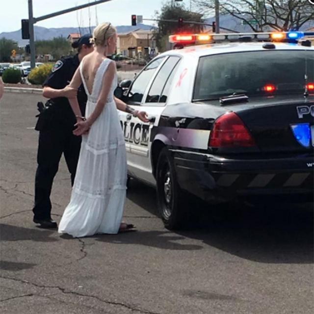 画像: 結婚式という幸せな日が一気に最悪の日に、いったい何が?