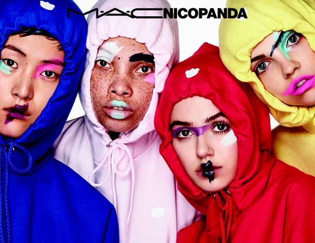 画像1: M・A・C×ニコパンダのかわいすぎるコラボコスメは完売必至!