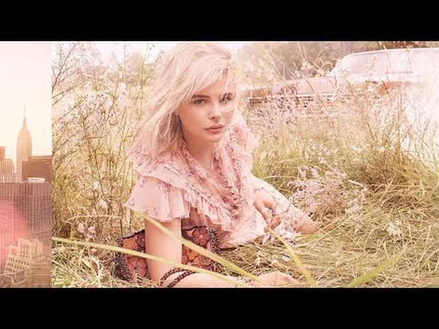 画像: Chloë Grace Moretz for Coach Floral youtu.be