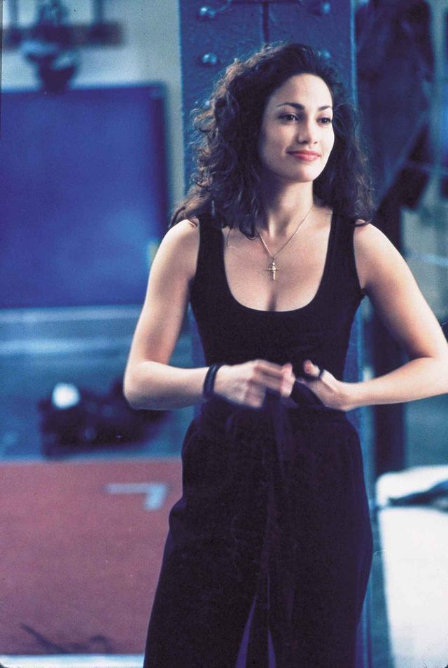 画像: 『マネー・トレイン』に出演した当時25歳のジェニファー。