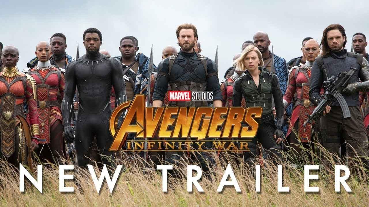 画像: Marvel Studios' Avengers: Infinity War - Official Trailer www.youtube.com