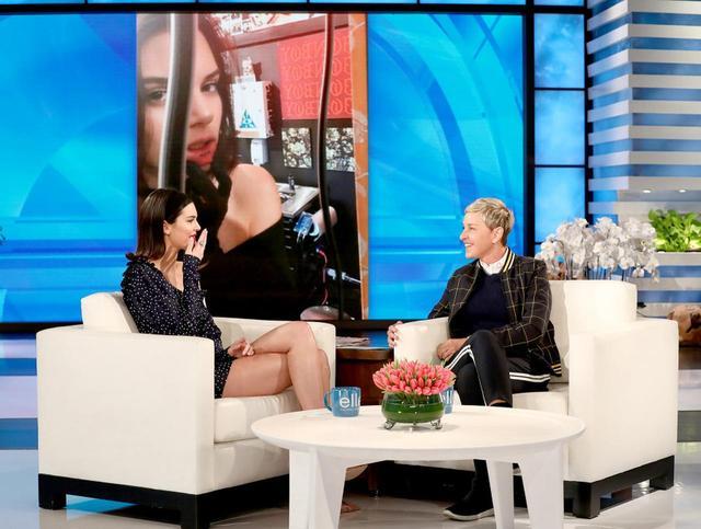 画像: © The Ellen DeGeneres Show