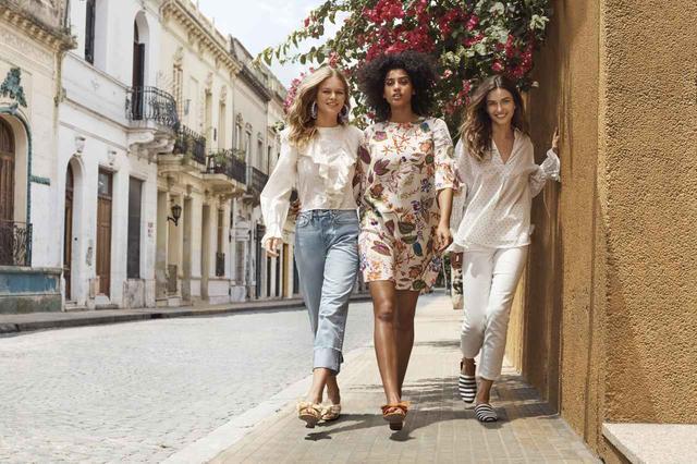 画像2: H&Mキャンペーン動画にウィノナ・ライダーとエリザベス・オルセンが登場!