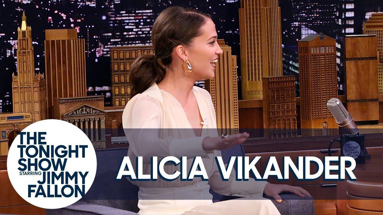 画像: Alicia Vikander Won a Swedish Talent Show When She Was Eight Years Old www.youtube.com