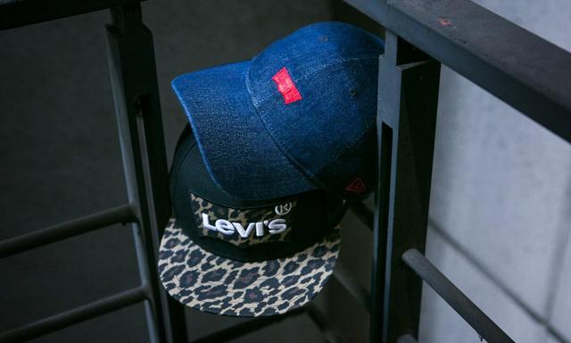 画像: Levi'sとニューエラのコラボキャップが登場
