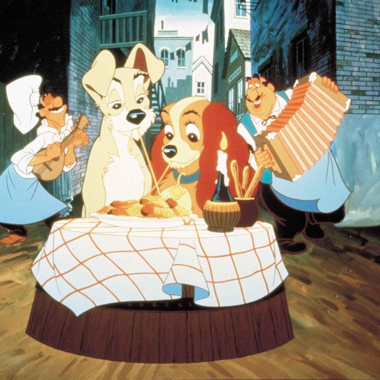 画像: ディズニー『わんわん物語』実写化へ