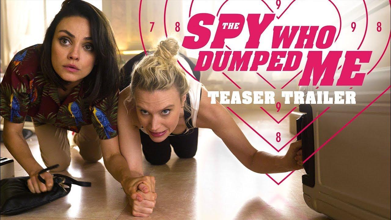 画像: The Spy Who Dumped Me (2018 Movie) Teaser Trailer – Mila Kunis, Kate McKinnon, Sam Heughan www.youtube.com